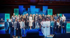 The list of winners  at Gulf Real Estate Awards
