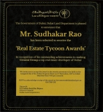 Dubai Land Department Award