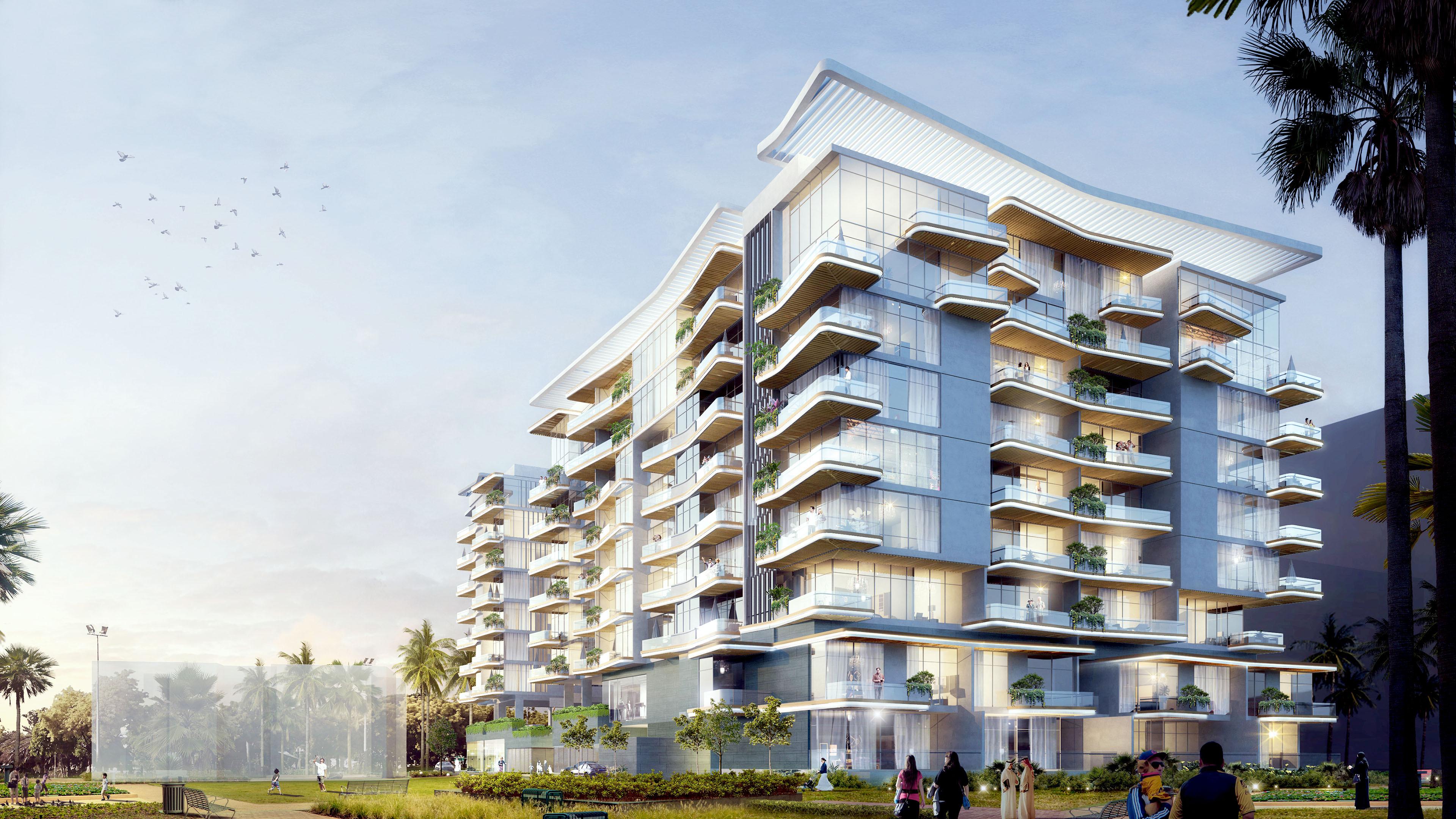 SPLENDOR Discover Gemini s luxurious homes in the heart of Dubai